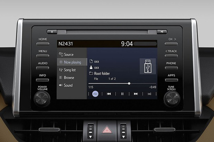 Multimídia de 7 polegadas inexplicavelmente não oferece as interfaces Android Auto e CarPlay (Foto: Divulgação)