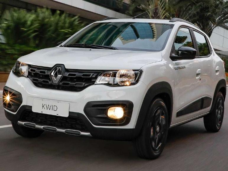 Renault Kwid 2020 (Foto: Divulgação)