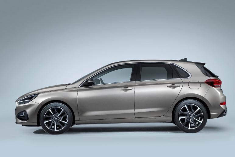 Novo Hyundai i30 será apresentado no Salão de Genebra (Foto: Divulgação/Hyundai)