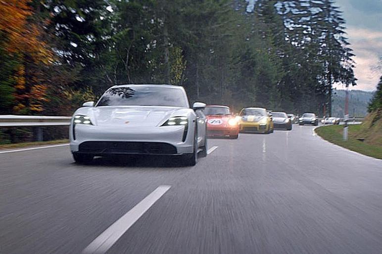 Porsche volta a fazer comerciais depois de 23 anos do Super Bowl (Foto: Reprodução Internet)