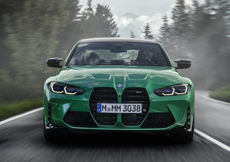 BMW M3 Competition (Foto: Divulgação)