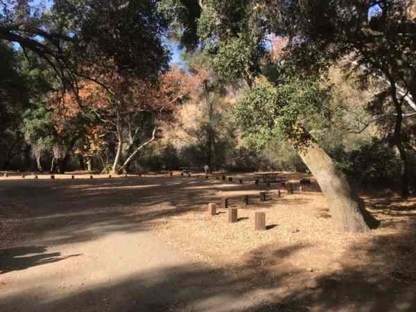 Nira Campground Parks Management Company Big Sur Los