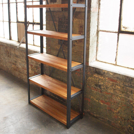 height of stools for kitchen island best buy appliances campos iron works - modern industrial desks, standup ...