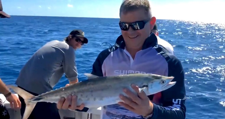 cairns reef fishing charters