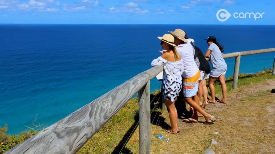 Cape Moreton Lookout