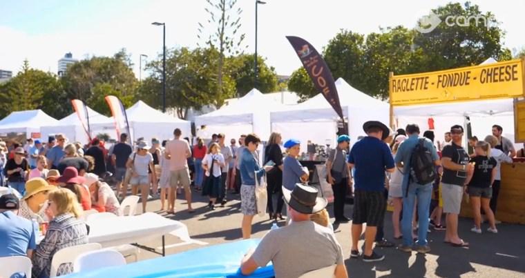 Caloundra music festival sunshine coast