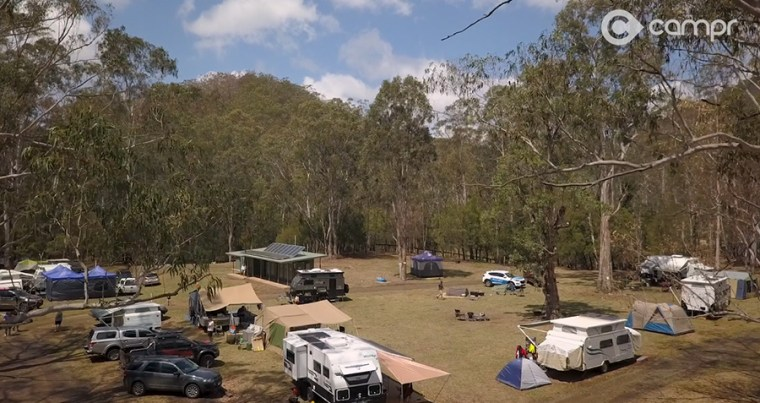 Gordon country camp grounds