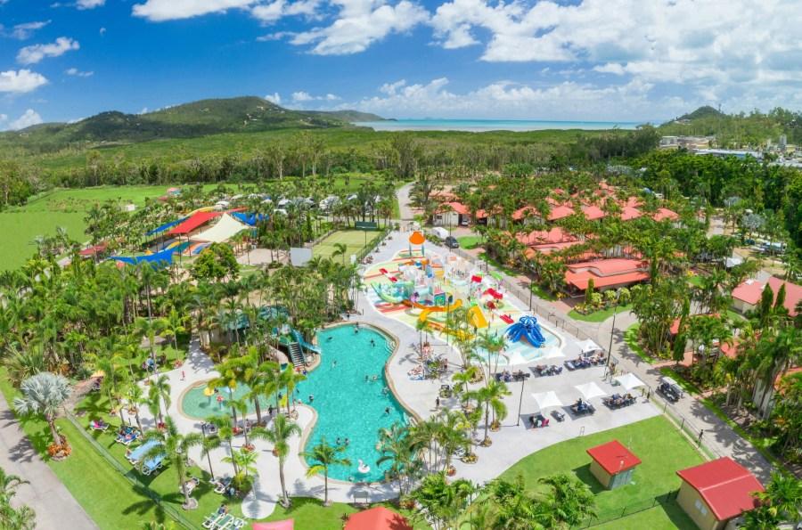 big 4 whitsundays holiday park