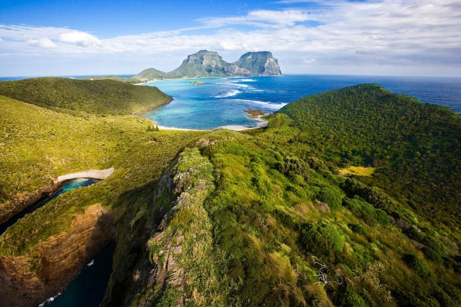 Lord Howe Island, Mt Eliza & North Head