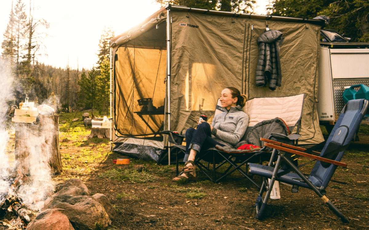 Best HeavyDuty Camping Chair for Comfortable Outdoor Rest