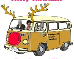 Merry Christmas & Happy New Year from Campsoul HQ