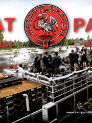 Marlow Regatta Show Boat Party