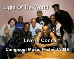Light Of The World Live in Concert at Campsoul 2015