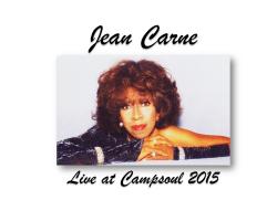 Jean Carne LIVE at Campsoul 2015