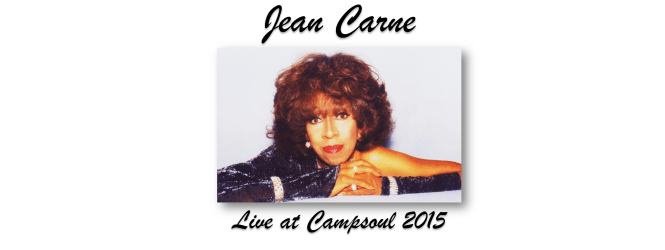 Jean Carne LIVE at Campsoul 2015