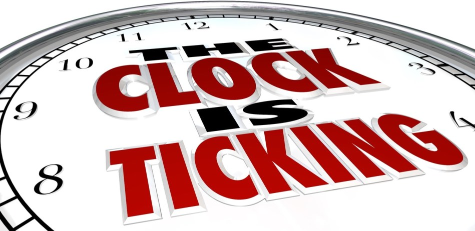 Image result for time is clicking