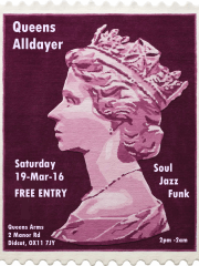 Queens Alldayer 19-March-2016