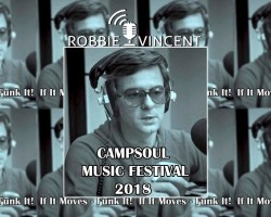 ROBBIE VINCENT Live at Campsoul Music Festival 2018