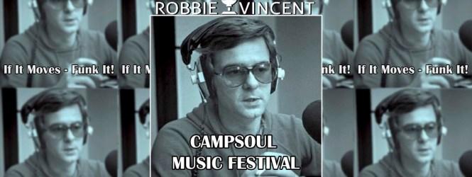 ROBBIE VINCENT Live at Campsoul Music Festival 2018