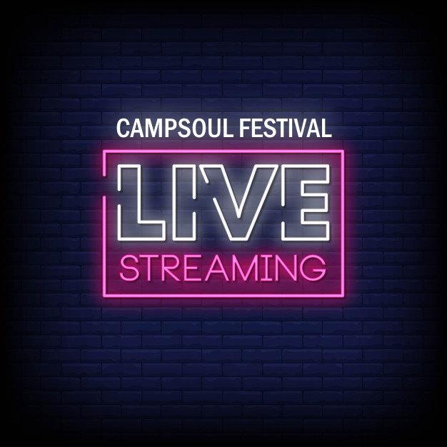 Campsoul Radio Stream Player