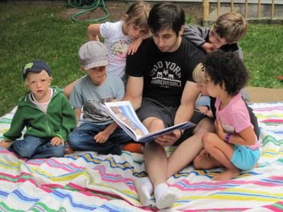 Everyone loves a good book