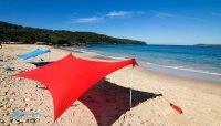 Ziggy Shade Beach Tent - Beach SunShade ZiggyShade - CAMP ...