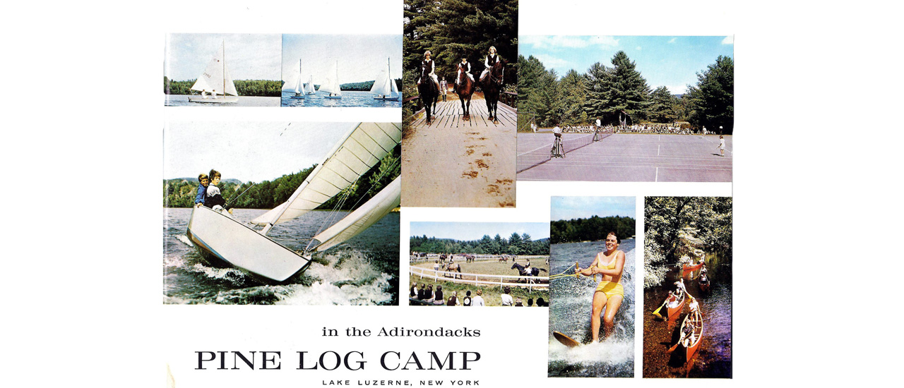 Pine Log Camp Catalog