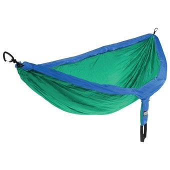 ENO DoubleNest Hammock Blue/Green
