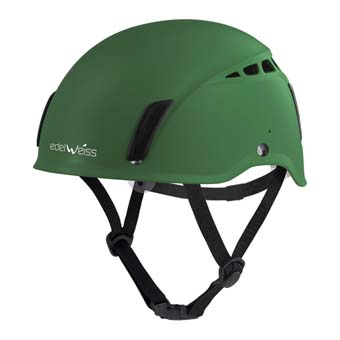 Edelweiss Vertige Climbing Helmet Green