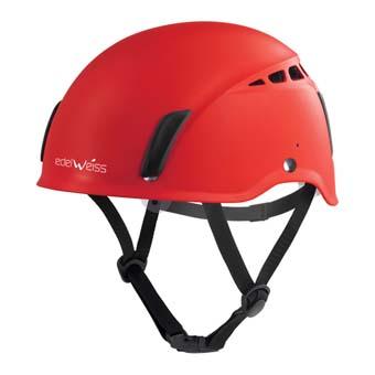 Edelweiss Vertige Climbing Helmet Red