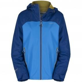 Craghoppers Reaction Lite Jacket - Aegean Blue / Deep Marine Blue