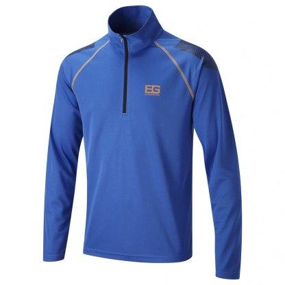 Bear Grylls Long Sleeve Technical T-Shirt by Craghoppers - Blue