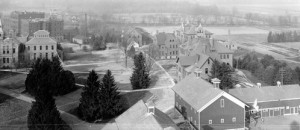 An Aerial View of MAC ca. 1903