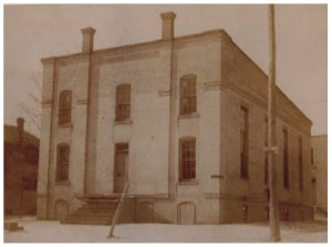 Tallman and Collins offices, 609 W. Court St, Janesville, WI