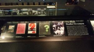 4. Black Studies Books. NMAAHC. Photo Blair Zaid