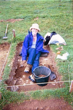 Dr. Camp in Ireland c. 1998-1998