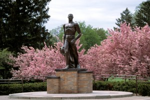 Sparty Statue - Image Source