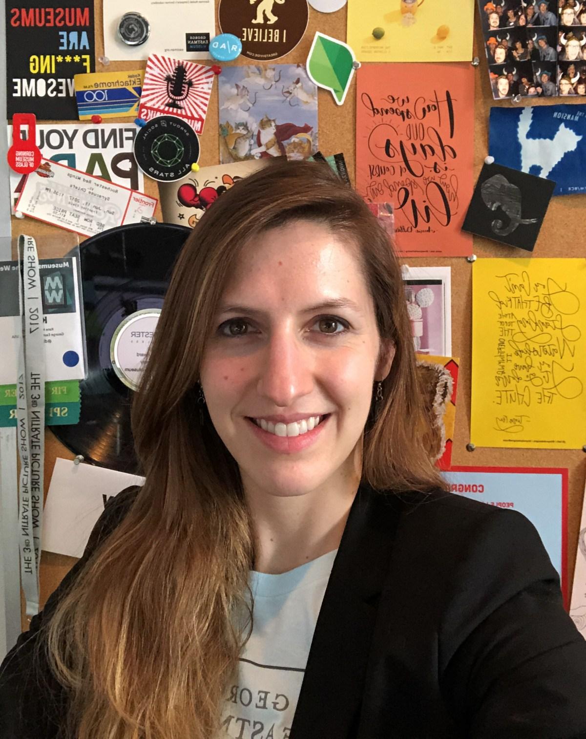 Kate Meyers Emery, CAP Alumni