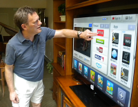 Apple Unveils New 60-Inch Touchscreen Television | Campus ...