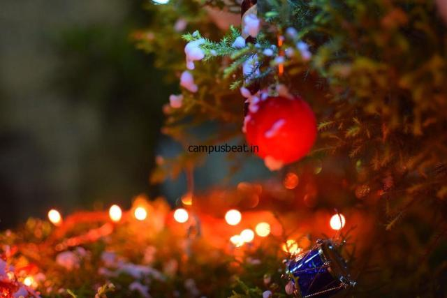 Christmas Celebration at IIM Banagalore