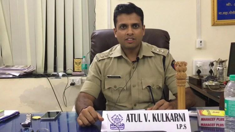 Mind Maps will ease Post-Independence studies: Maharashtra Cop Atul  Kulkarni