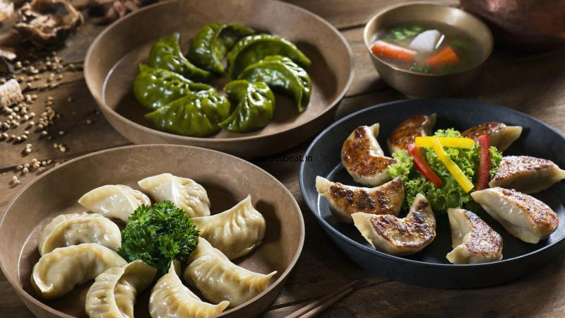 How to make Street style Momos ?