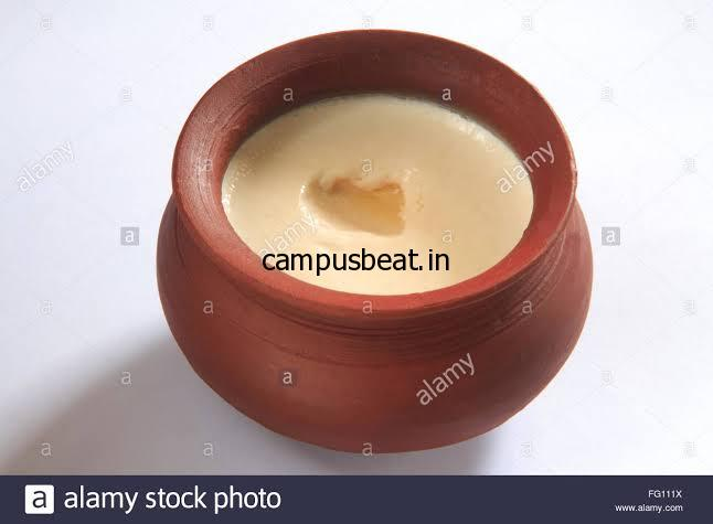 Mishti Doi – Bengali traditional sweet