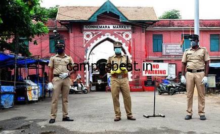 Triple lockdown in Kerala capital Thiruvananthapuram from today