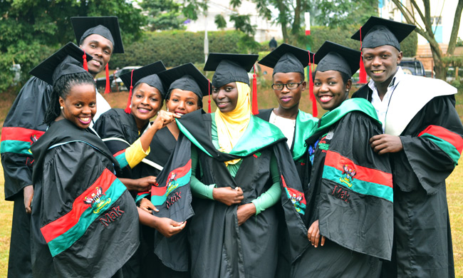 Why Makerere University Has Hiked The Cost Of Graduation Gowns ...
