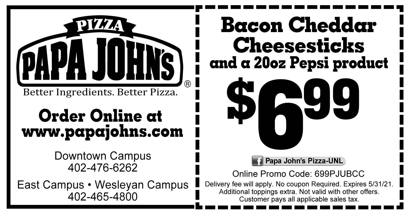 Papa Johns Pizza Lincoln Ne