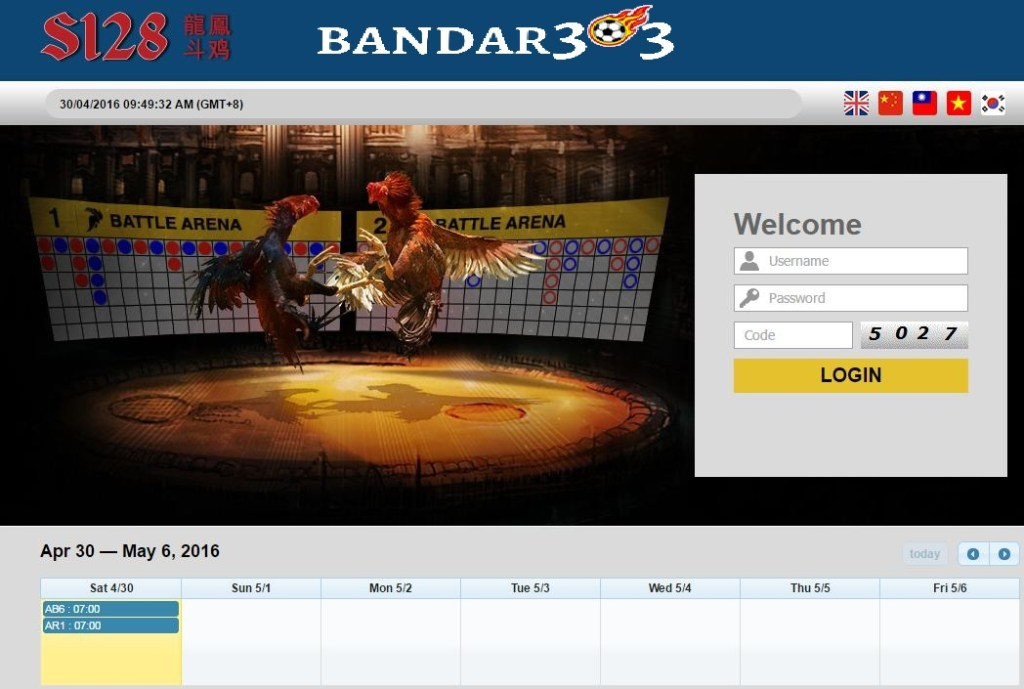 Sabung Ayam | Agen Bola | Bola Tangkas | Casino Online | Togel | Tangkasnet | Agen Bola Online Terpercaya dan Aman.