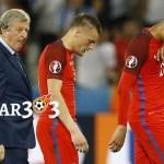 Slovakia 0-0 Inggris Berakhir Seri, Lima Poin Untuk Inggris Membawa Masuk Ke 16 Besar Euro 2016