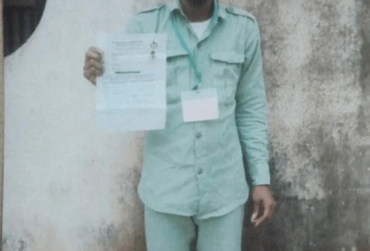 Fake Corper Arrested At Akwa Ibom NYSC Orientation Camp By Police