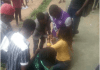 IMSU Student Flogged By Lecturer Faints (Watch Video)